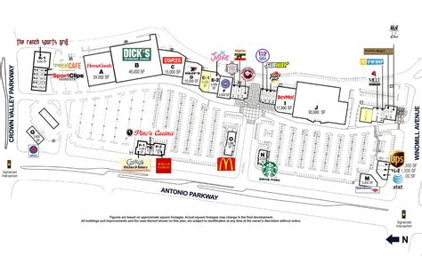 leasing opportunities ladera ranch mercantile east