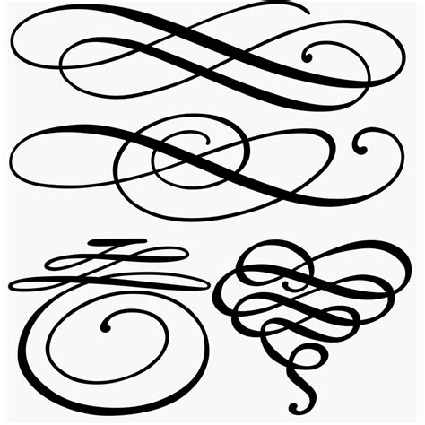 free pattern finder free download decorative flourishes would make pretty