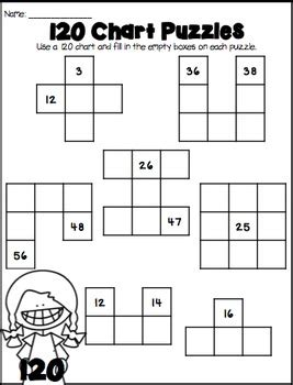 chart printables activities   primary years tpt