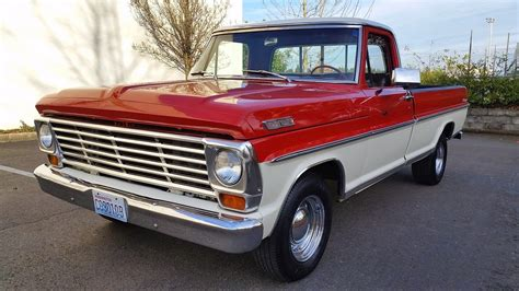 all american classic cars 1967 ford f100 truck