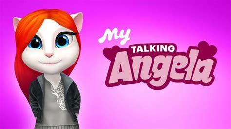 mensajes subliminales talking angela my talking angela actualizado mod up