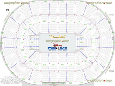 Palace Of Auburn Hills Floor Plan by Palace Of Auburn Hills Disney Live Amp Disney On Ice Arena