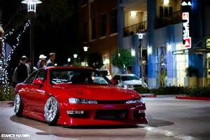 Nissan S14 240sx Serious Business Stanced Aggressively Fitted Nissan