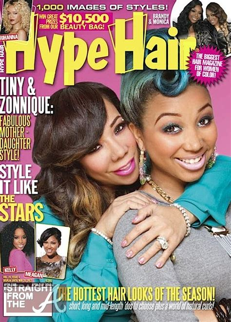 hype hair magazine photo gallery cover shots tiny zonnique for hype hair sh t tiny