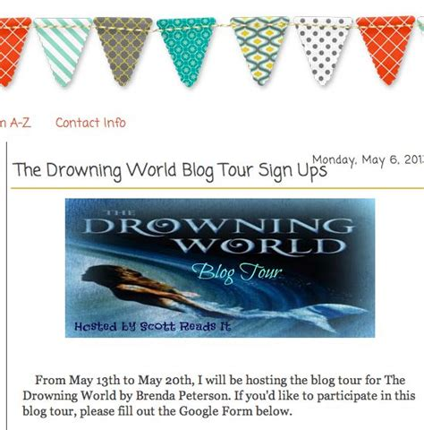 into the drowning books free books ya reads it hosts tour for
