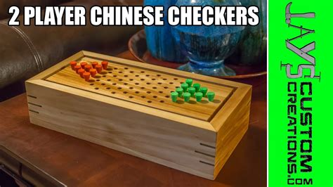 player chinese checkers game box  youtube