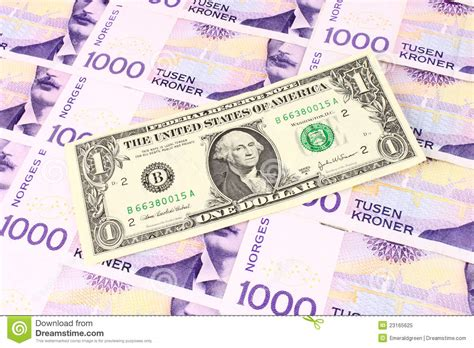 currency nok nok us currency royalty free stock photo image 23165625