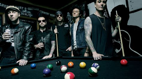 Avenged Sevenfold 1 Band Musik wallpaper avenged sevenfold top artist and bands m