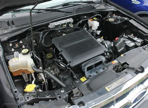2009 Ford Escape Engine by Used Ford Escape 2008 2012 Expert Review