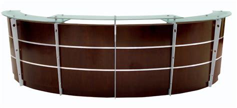 Mayline Drafting Table Walnut Reception Desk In Stock Free Shipping