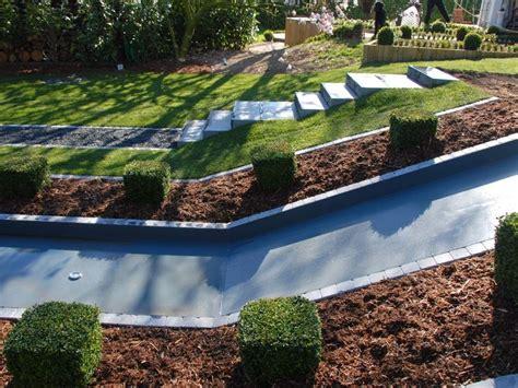 Wasserlauf Garten Modern by Bachlauf Im Garten Siddhimind Info