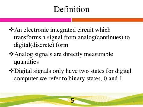 integrated circuits meaning in telugu adc and dac best pers