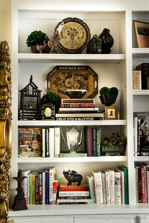 how to decorate bookshelves 9 tips to add style to your