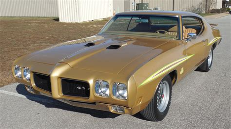 pontiac gto judge  indy