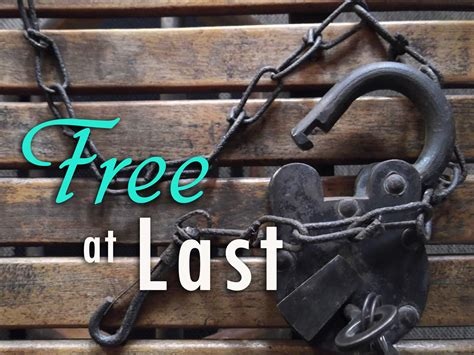 At Last free at last compressed crosspoint community church