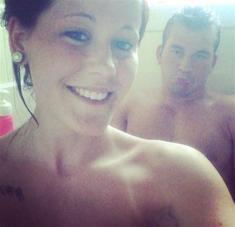 bathroom nude selfies jenelle evans shower selfies too cute or tmi the