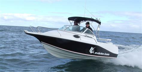 offshore fishing boats australia evolution boats new award winning fibreglass offshore