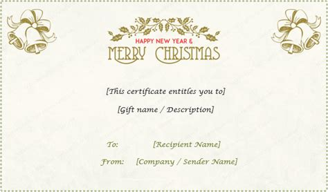 floral design certificate edmonton christmas gift certificate templates editable and