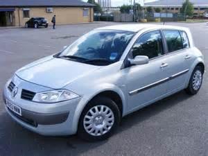 Renault Megane 2003 For Sale Used Silver Renault Megane 2003 Diesel 1 9 Dci 120
