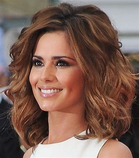 hairstyles for curly hairs in summer volumized wavy medium hairstyles 2014 summer hairstyles