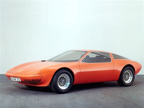 opel geneve opel gt w geneve concept 1975 concept cars