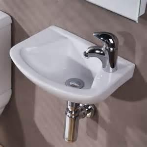 compact sink bathroom compact mm small wall hung cloakroom basin bathroom sink  tap hole