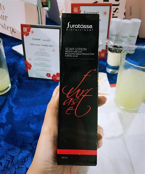 Furatasse Scalp Lotion two thousand things