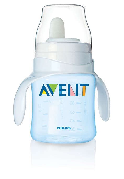 Avent Spout Cup 18m Penguin Sippy Pingu 340ml baby bottle to trainer cup scf626 01 philips