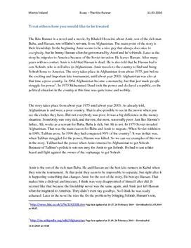 the kite runner themes pdf the kite runner studienett no