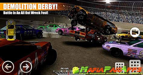 implosion full version apk android demolition derby 2 apk mod for android mafiapaidapps