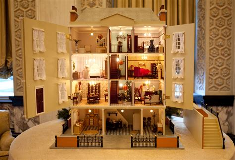 house of doll a touch of blenheim palace magic comes to the dolls house emporium shop the dolls