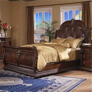 davis direct conventry traditional sleigh bed with
