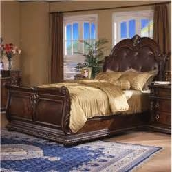 davis home furniture davis direct conventry traditional sleigh bed with