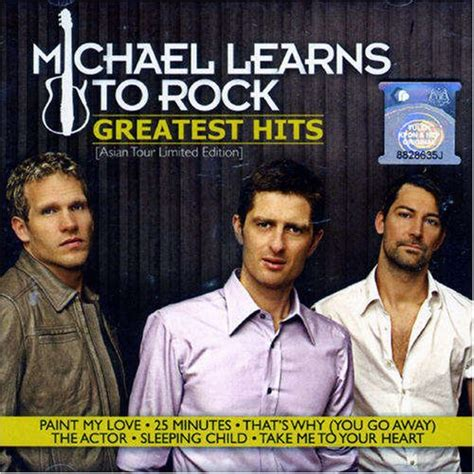 Cd Michael Learns To Rock 25 Th Anniversary Played On Pepper michael learns to rock greatest hits album zortam