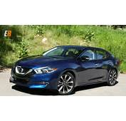 2016 Nissan Maxima First Drive Review  YouTube