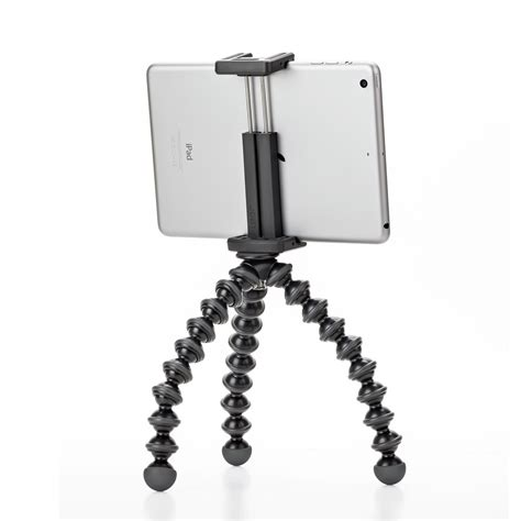 Joby Griptight Gorillapod Stand For Small Tablet small tablet tripod griptight gorillapod tablet