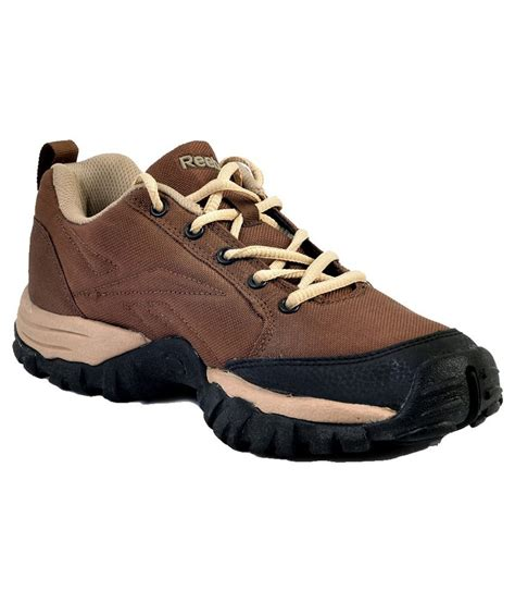 reebok brown running sport shoes price in india buy