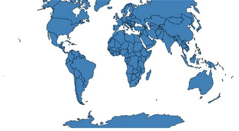 simple world map image pin simple world map outline for on