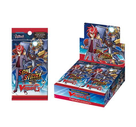 cardfight vanguard g booster pack vol 4 sovereign