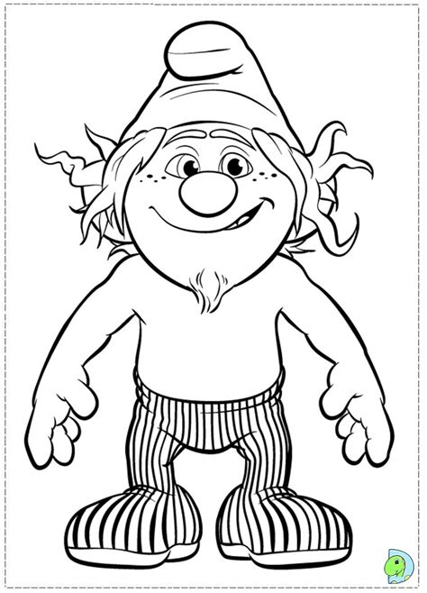 The Smurfs 2 Coloring Pages the smurfs 2 vexy coloring coloring pages