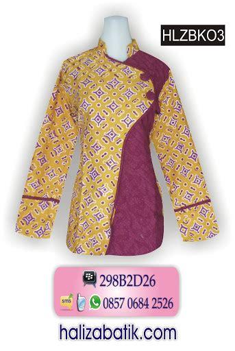 Atasan Motif Blus Katun Linen Baju Muslim Haliza Puff 1 cari model baju grosir batik gamis batik dress batik