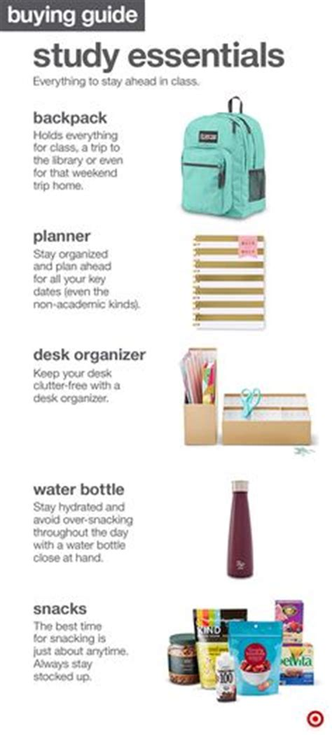 desk essentials for college the ultimate college packing list for freshmen get post