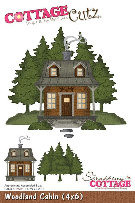 cottage cutz sale cottagecutz woodland cabin 4x6