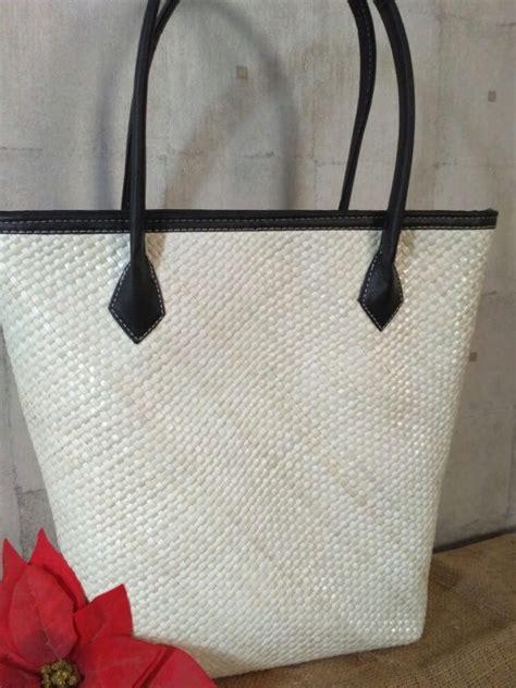 Bag Anyaman dipakai artis tas anyaman indonesia bernilai