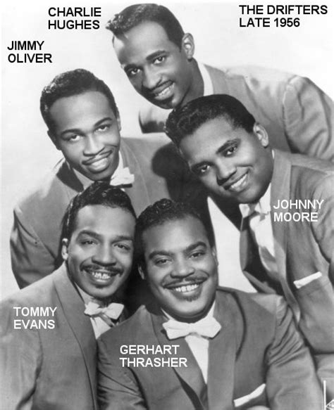 the drifters marv goldberg s r b notebooks the drifters the early years