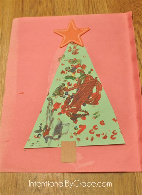 tree and toddler easy tree crafts for toddlers and preschoolers
