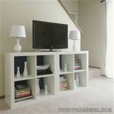 ikea hauptschlafzimmer ikea kallax made as a tv stand ikea kallax
