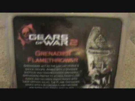 Gear Of War 2 Grenadier Thrower gears of war 2 series 4 grenadier thrower figure review