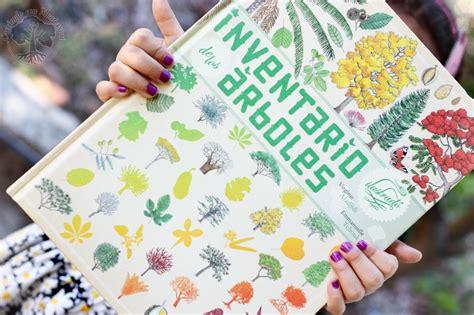 inventario ilustrado de insectos inventario ilustrado de los 193 rboles y los insectos libros montessori friendly creciendo