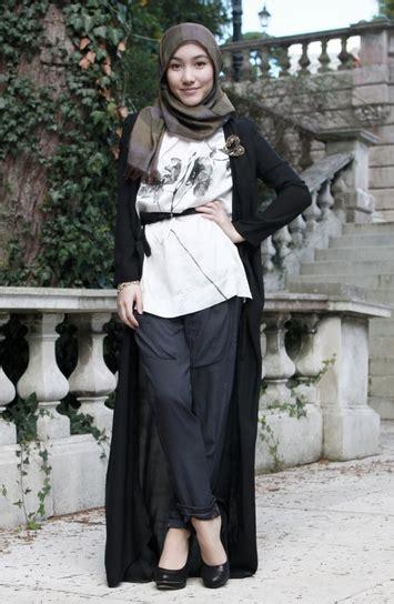 Baju Gamis Wanita Muslim Trendy Gaul Modis Wuryani Jumbo 16 gambar model baju muslimah gaul kumpulan model baju muslim terbaik dan terpopuler